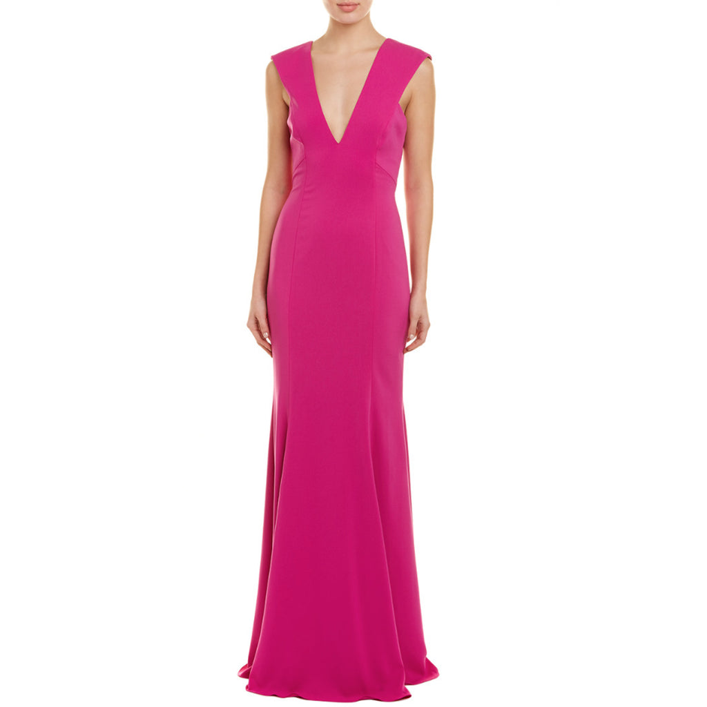 Jay Godfrey Maribel Strapless Puff Gown