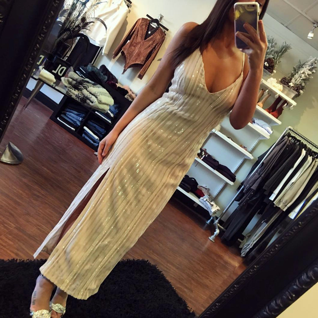 The Jetset Diaries Power of Love Maxi Dress