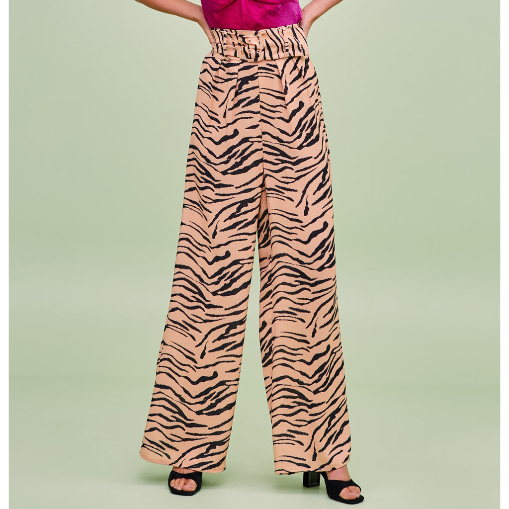 Finders Keepers Heloise Tiger Pant