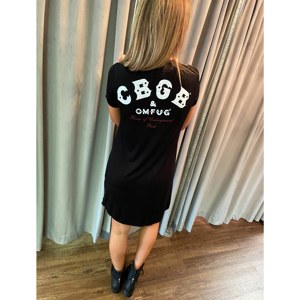 Lauren Moshi Mirabella CBGB 1973 Dress