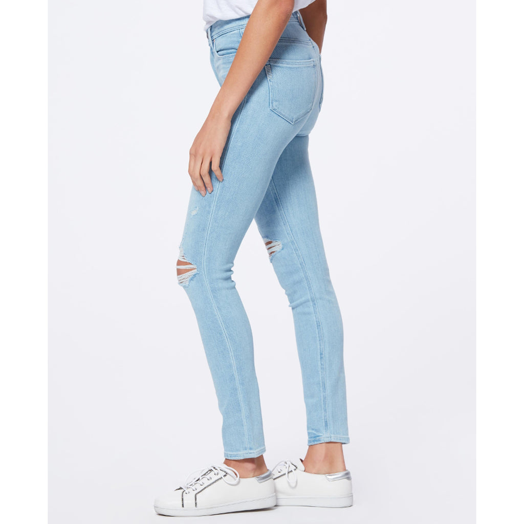 Paige Denim Margot Skinny Distressed in Sumner
