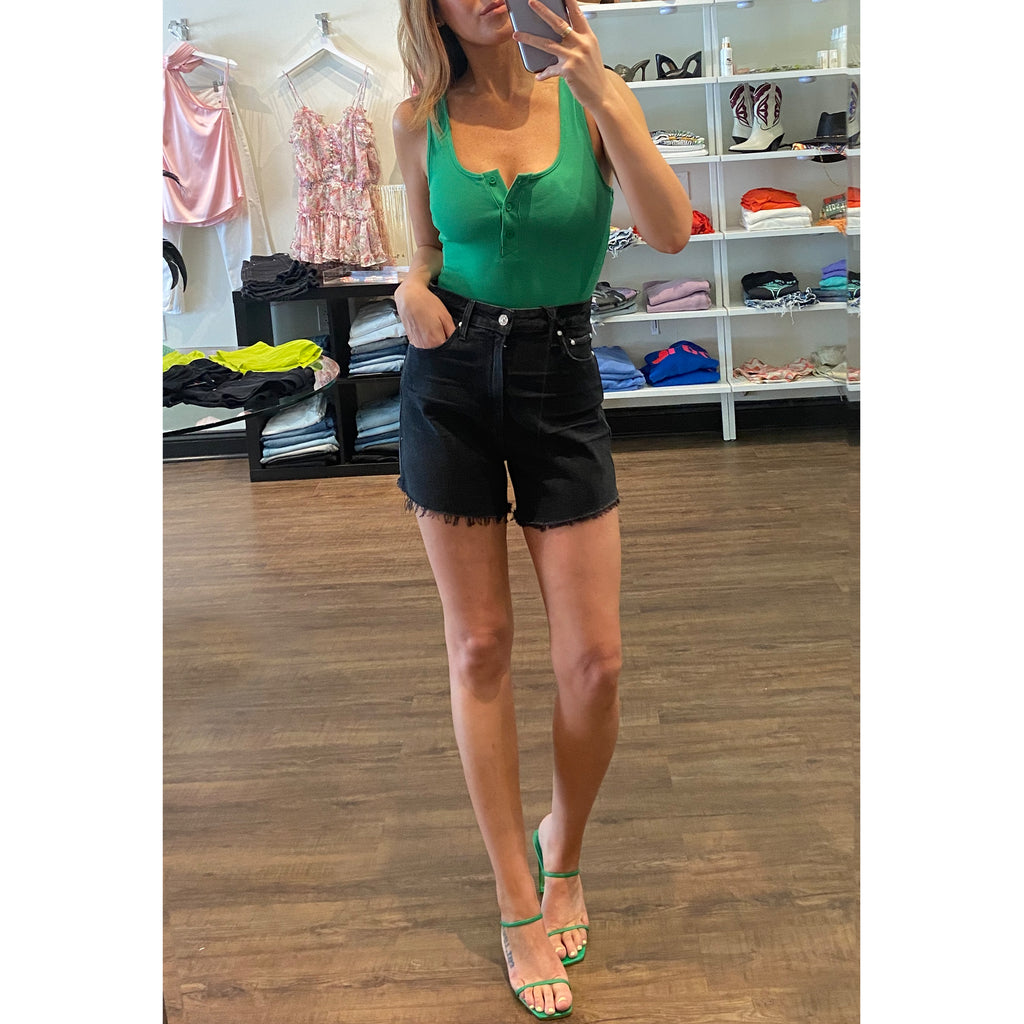 Paige Denim Raundi Sweater in Camel