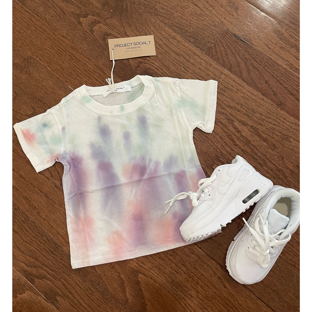 Project Social T Unicorn Wash Kids Tee