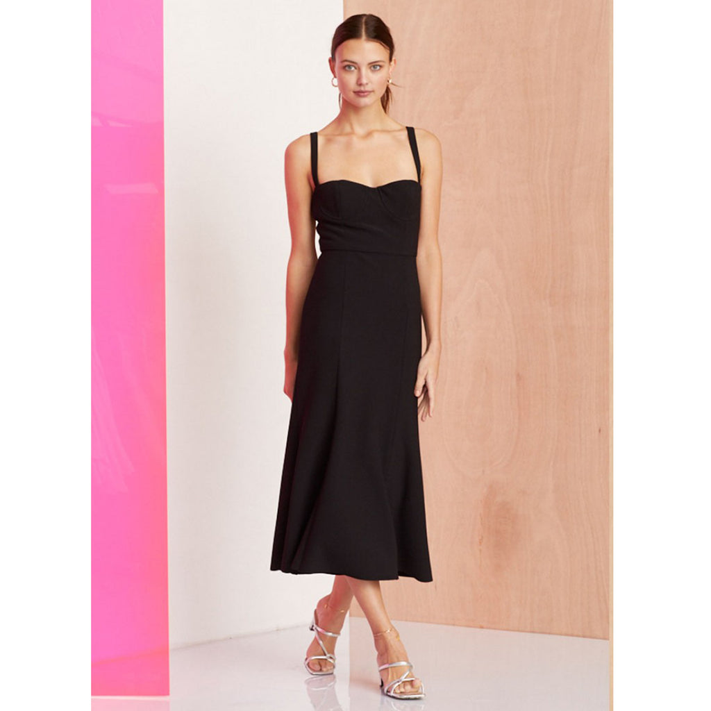 Bec and Bridge Rex Club Midi Dress
