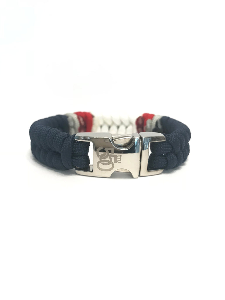 New England Patriots Superbowl 2018 Mens Jewelry Limited Edition Paracord Survival Bracelet