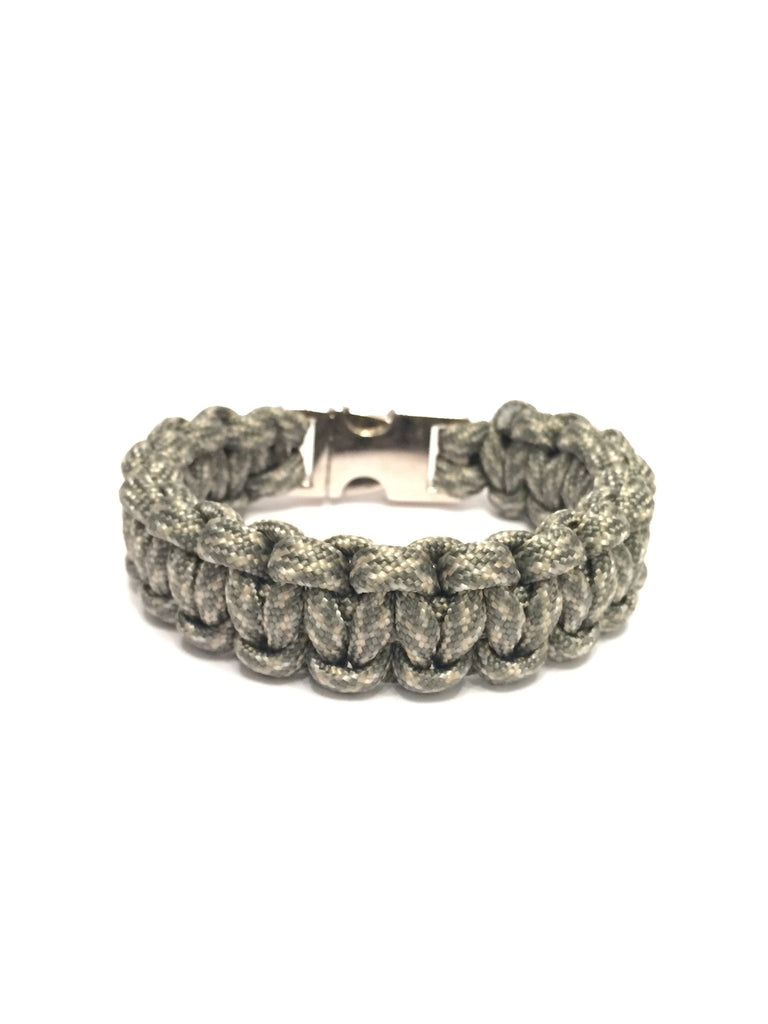 Mens Jewelry and Women Jewelry Support Our Troops Paracord Survival Bracelet