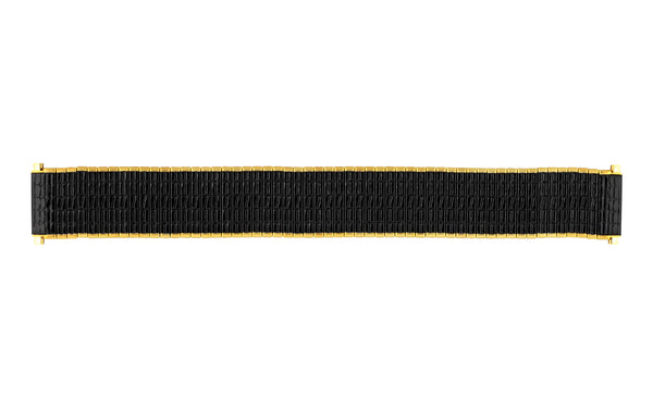 Spiedel Men S Romunda Yellow Black Twist O Flex Watch Band