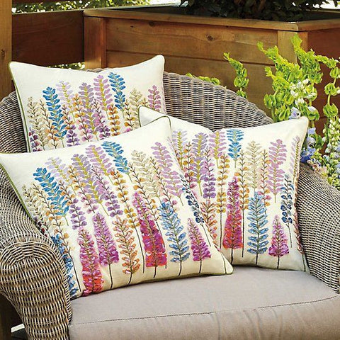 Lupine Pillow