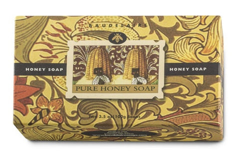 Pure Honey Two Bar Gift Box