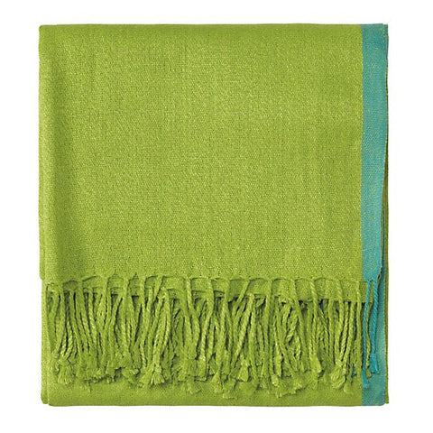 Ridgely Lime Throw