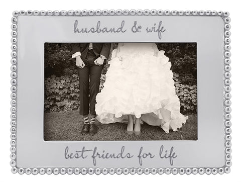 Best Friends For Life...4x6 Frame