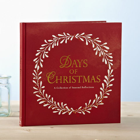 Days of Christmas Gift Book