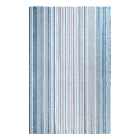 Cirrus Stripe Indoor/Outdoor Rug.