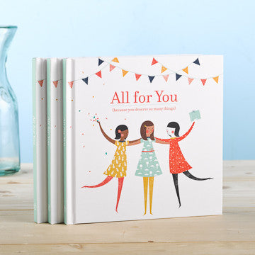 All For You-Book