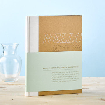 Hello Someday Book