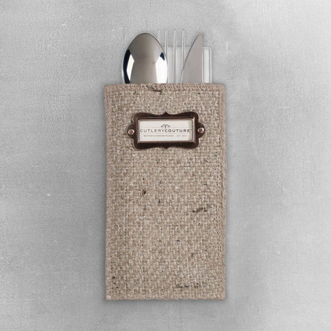 Message Maker Silverware Pouch-Set of 8