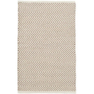 Arlington Indoor Outdoor Grey/Ivory Rug 10x14
