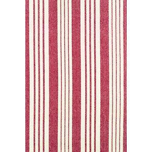 Birmingham Cotton Rug Red