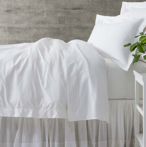 Bestseller! Classic Hemstitch White Sheet Set