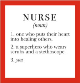 Nurse Definition Candle