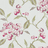 Pink and Sage Green Design Fabric Bayberry Cottage South Haven Michigan