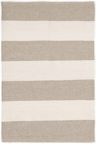Falls Village Stripe Cement Indoor/Outdoor Rug.