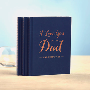 I Love You Dad-Book