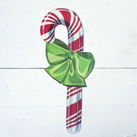 Candy Cane Table Accent Pack of 12