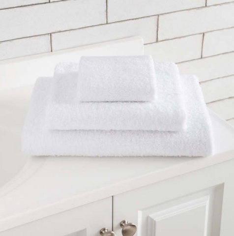Bestseller! Signature White Towel