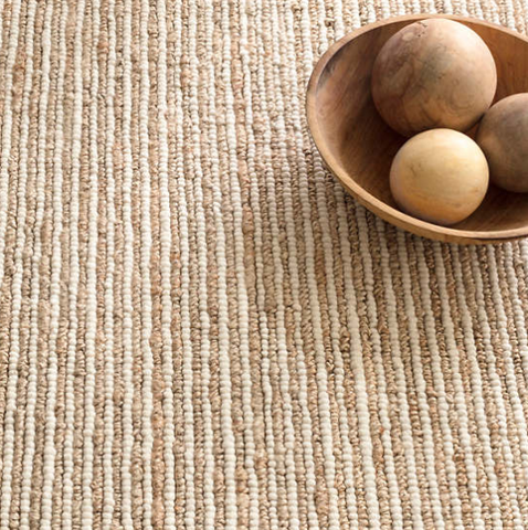 Best Seller! Twiggy Natural Woven Wool/Jute Rug