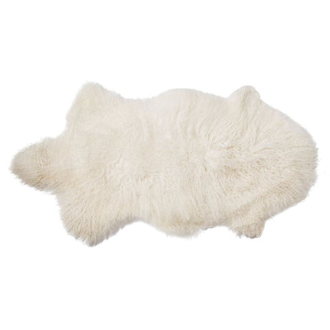 Mongolian Lamb Fur Natural