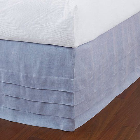 Waterfall Bed Panel-Capri Blue (Retired)