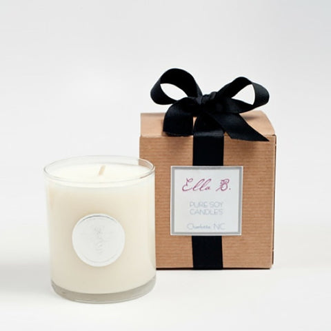49090 Mandarin Orange & Vanilla Candle - South Haven Neighborhood