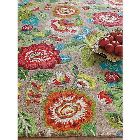 Cream of the Crop Rug 9x13