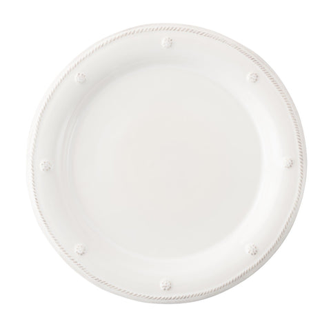 Berry & Thread Whitewashed Dinner Plate s/4