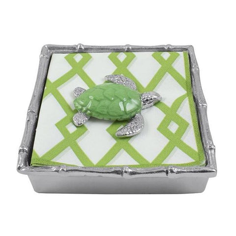 Green Sea Turtle Bamboo Napkin