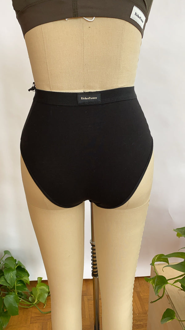 Richer Poorer High Waist Brief