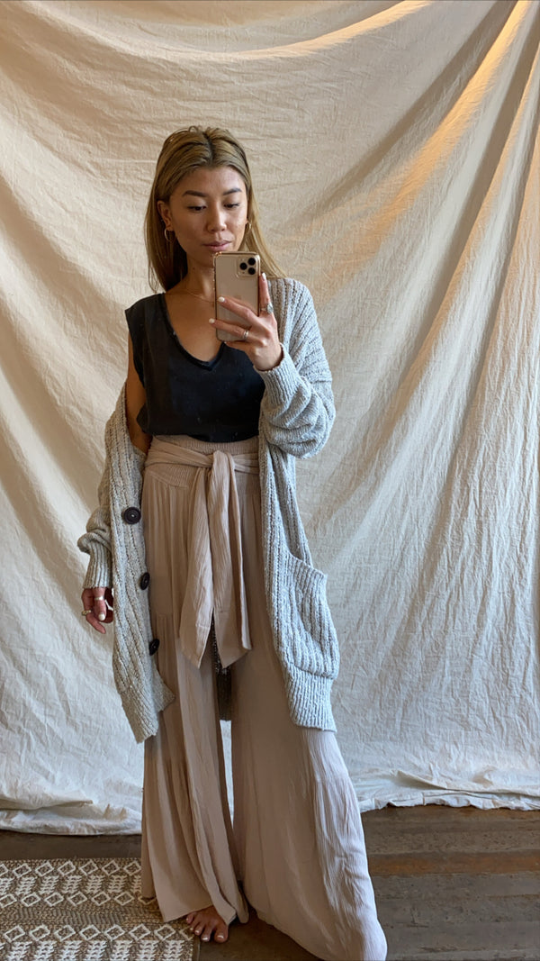 Free People Sunset Drive Cardi