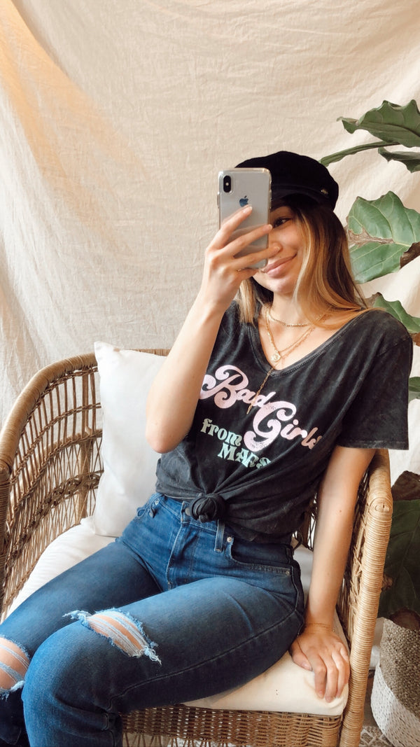 Promesa Bad Girls Graphic Tee