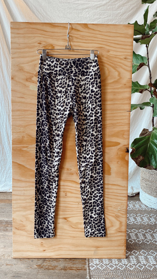 Suzette Animal Print Legging
