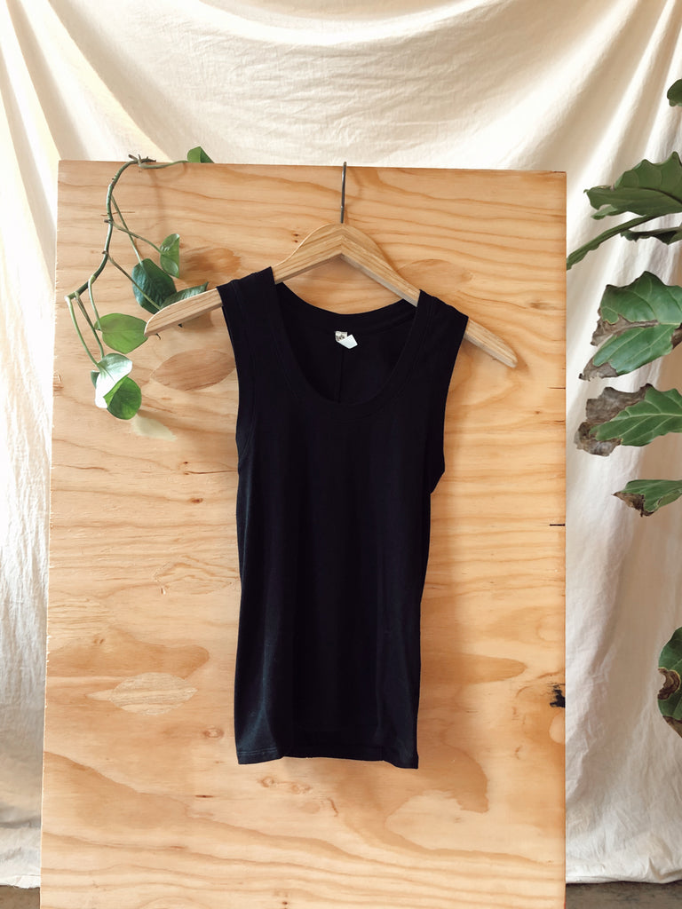 Free People U-Neck Tank