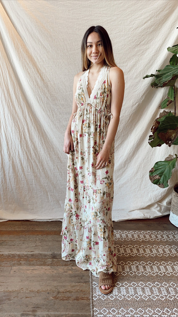 Band of Gypsies Desert Sage Maxi
