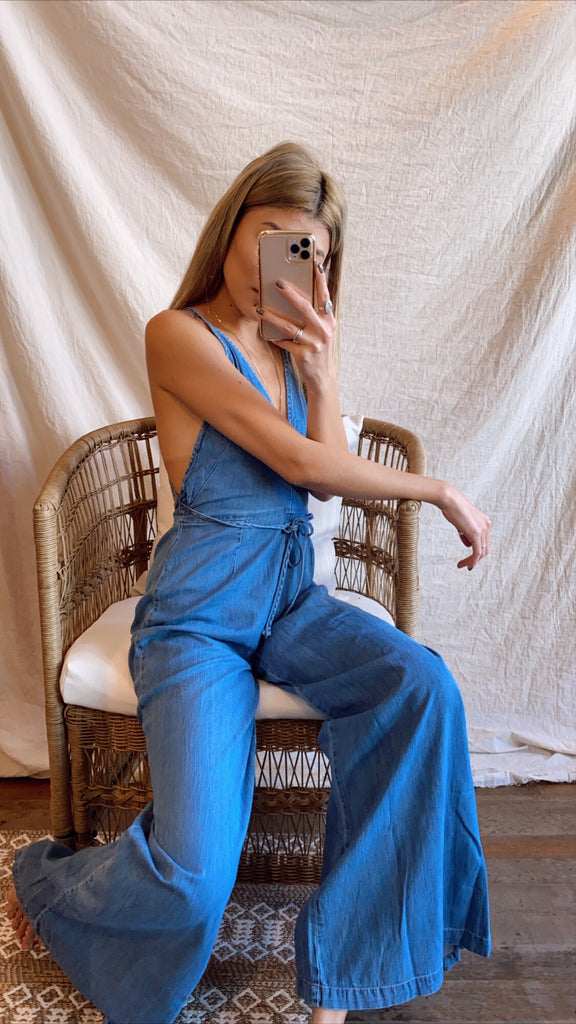 Free People Josie Jumpsuit