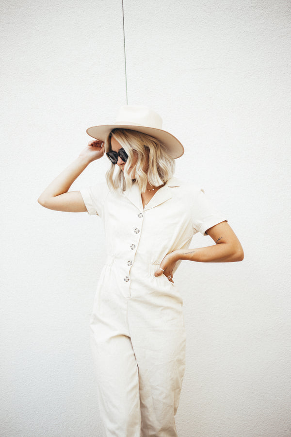 Lush Meredith Button Down