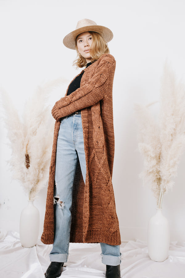 Free People Keep In Touch Cardi