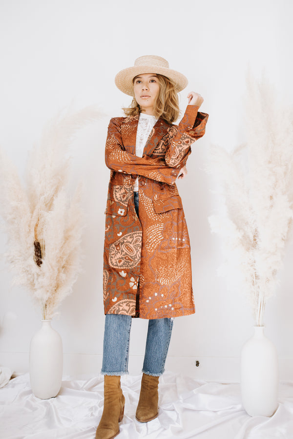 Free People Eye of the Wild Jacket