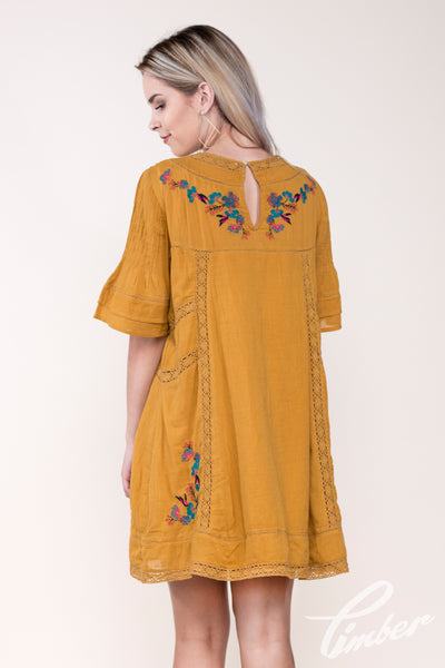 Free People Victorian Mini Dress