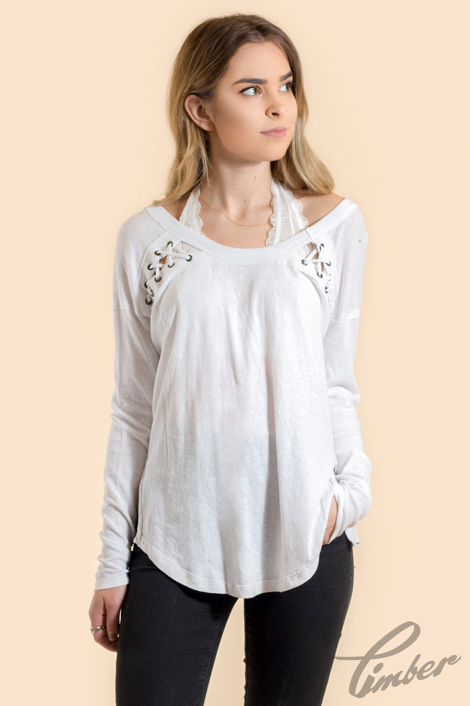Free People First Love Tee