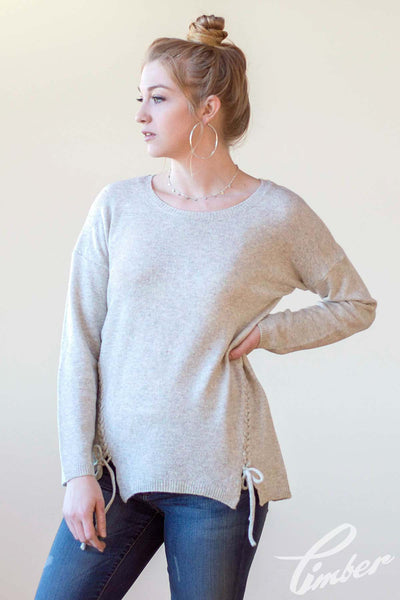 Olive & Oak Iris Sweater