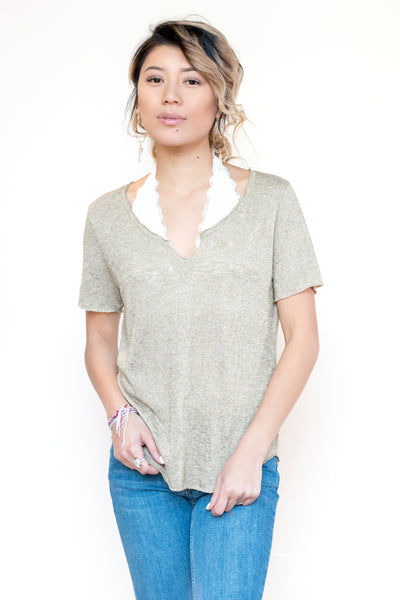 Project Social T Suzie Shirtail